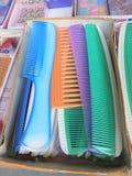 Hair comb Stock Photo