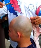 Hair  cut  6 Stock Photos