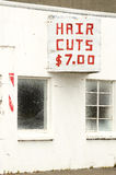 Hair Cut Stock Image