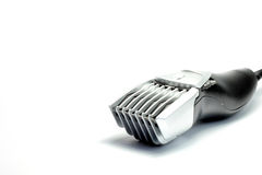 Hair cutter. A hair cutter is isolated Royalty Free Stock Image