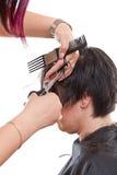 Hair cutting Royalty Free Stock Photo