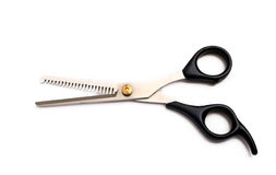 Hair cutting scissors Stock Images