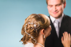Hair decoration Royalty Free Stock Image