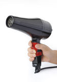 Hair dryer Stock Image