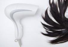 Hair Dryer Royalty Free Stock Photos