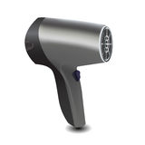 Hair Dryer Icon Vector Illustration Stock Image