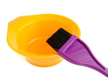 Hair Dye Kit Stock Images