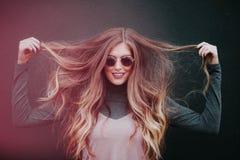 Hair, Eyewear, Human Hair Color, Beauty Royalty Free Stock Images