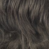 Hair fragment as a background composition Royalty Free Stock Photo