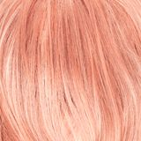 Hair fragment as a background composition Royalty Free Stock Photography