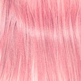 Hair fragment as a background composition Royalty Free Stock Image