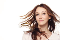 Free Hair In Motion Royalty Free Stock Photos - 2828348