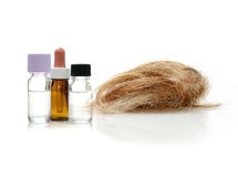 Hair Loss Treatment Royalty Free Stock Images