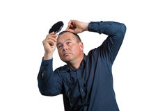Hair loss Stock Images