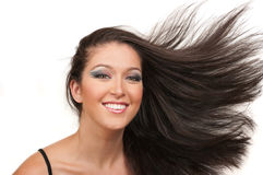 Hair and Make Up Stock Photography