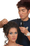 Hair and Make Up Stock Photos