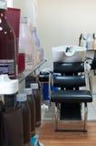 Hair Parlour Detail Royalty Free Stock Image