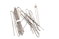Hair-pin Stock Photo