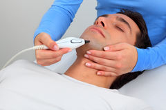 Hair removal Stock Image