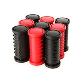 Hair rollers Stock Photography