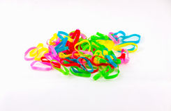 Hair rubber band Stock Photography