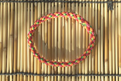 Hair rubber band Royalty Free Stock Images
