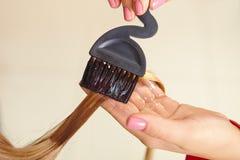 Hair salon.   Stock Image