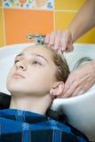 Hair salon Stock Photography