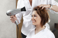 Hair salon Royalty Free Stock Photography