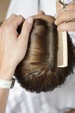 hair salon Στοκ Εικόνα