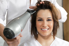 Hair salon Royalty Free Stock Photo