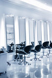 Hair salon Stock Image