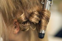 Hair Salon Stock Photo