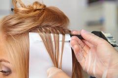 Free Hair Salon. Coloring. Royalty Free Stock Photo - 37969725