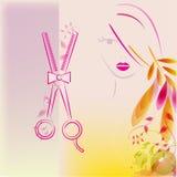 Hair Salon design Stock Photos
