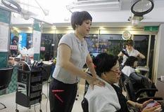 Hair salon Royalty Free Stock Image
