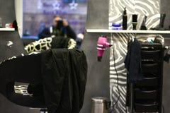 Hair salon Stock Photos