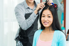 Hair salon Stock Photos
