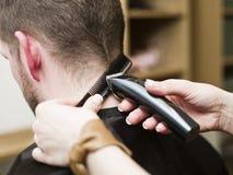 Hair Salon situation Stock Image