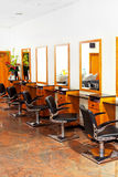Hair saloon Stock Photos