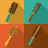 Hair saloon design Royalty Free Stock Image