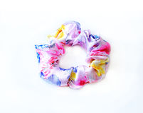 Hair Scrunchies Stock Images
