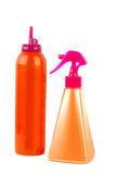 Hair spray can. Royalty Free Stock Photography