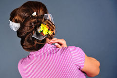 Hair Style Stock Images