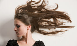 Hair style Stock Photography