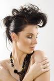 The hair stylish Stock Photography