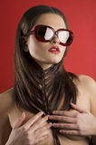 Hair stylish creative Stock Photography