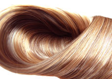 Hair texture abstract fashion background Royalty Free Stock Images