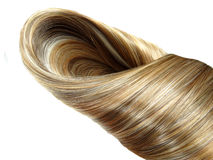 Hair texture abstract fashion background Stock Photos