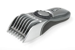 Hair trimmer. Isolated with clipping path Royalty Free Stock Photos